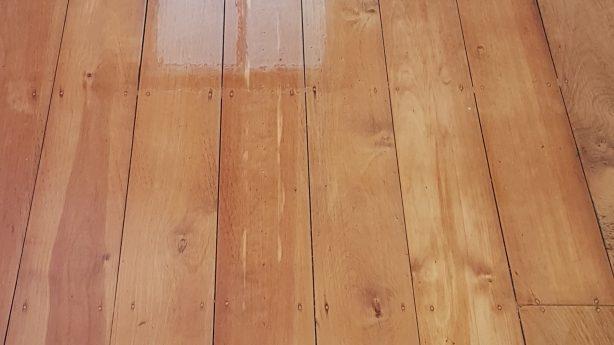 Timber floor sanding Banyo