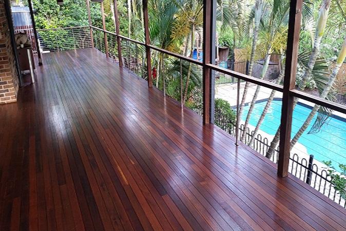 Deck Oiling Brisbane