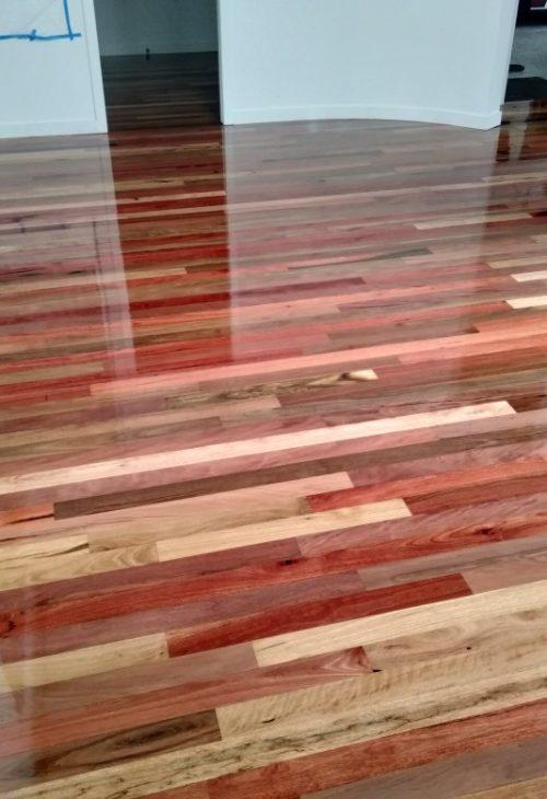 Moreton's floor sanding and polishing