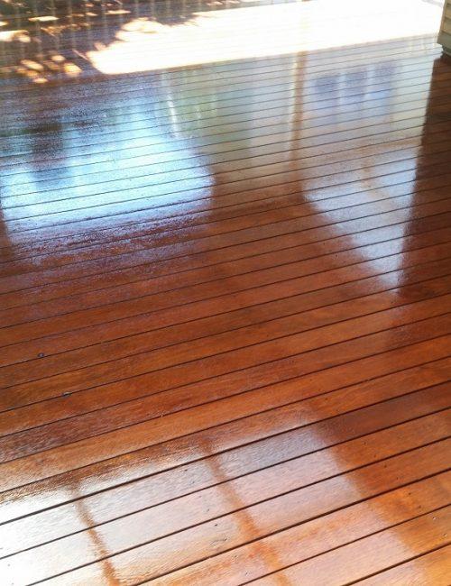 Timber Decking Restoration Brisbane