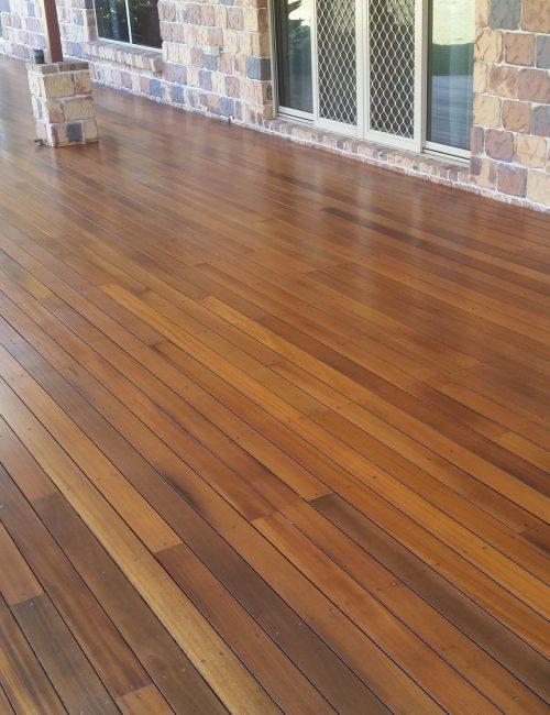 Wooden Deck Restoration